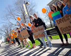 Photo credit: Courtesy of Gustavus Divest
